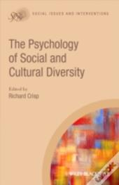 Psychology Of Social And Cultural Diversity