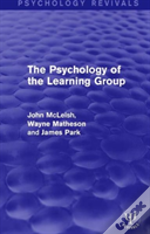 Psychology Of The Learning Group P