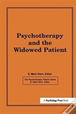 Wook.pt - Psychotherapy And The Widowed Patie