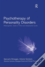 Psychotherapy Of Personality Disorders