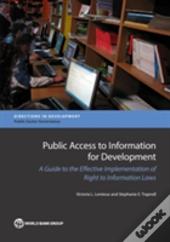 Public Access To Information For Development