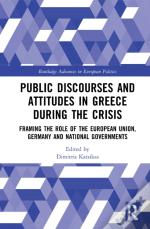 Public Discourses And Attitudes In Greece During The Crisis