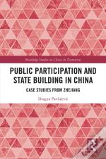 Public Participation And State Building In China