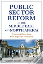 Public Sector Reform In The Middle East And North Africa