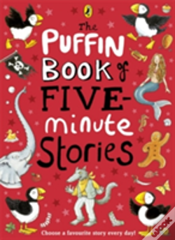 Wook.pt - Puffin book of five minute stories