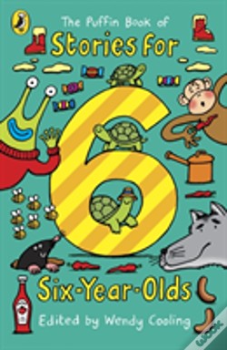 Wook.pt - Puffin Book Of Stories For Six-Year-Olds