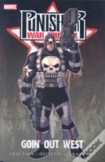 Punisher War Journalgoin' Out West
