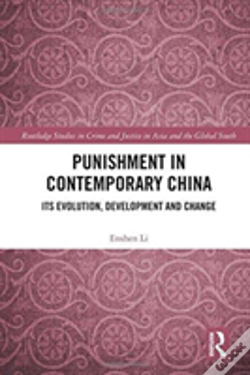 Wook.pt - Punishment In Contemporary China