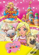 Puppy in My Pocket - Livro de Colorir