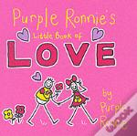 Purple Ronnie'S Little Book Of Love