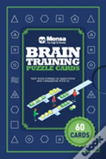 Puzzle Cards: Mensa Brain-Training