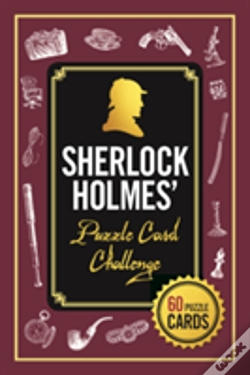 Wook.pt - Puzzle Cards: Sherlock Holmes