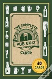 Puzzle Cards: The Complete Pub Quiz