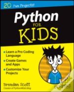 Python For Kids For Dummies