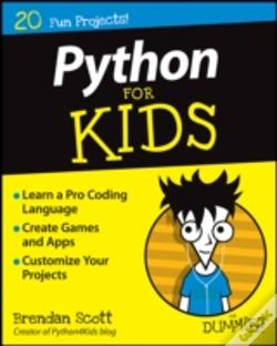 Wook.pt - Python For Kids For Dummies