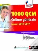 Qcm Culture Generale N 28 - Categories A B C - Integrer La Fonction Publique - 2017