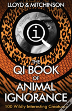 Wook.pt - Qi: The Book Of Animal Ignorance