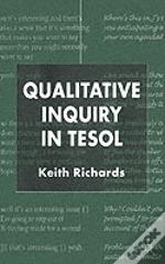 Qualitative Inquiry In Tesol