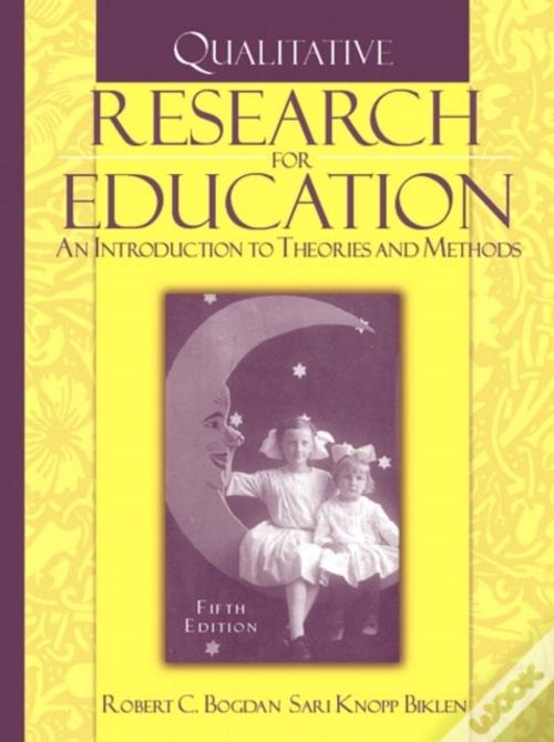 Qualitative Research For Education Livro WOOK