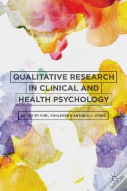 Wook.pt - Qualitative Research In Clinical And Health Psychology