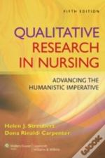 Qualitative Research In Nursing