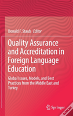 Wook.pt - Quality Assurance And Accreditation In Foreign Language Education