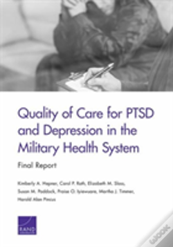Wook.pt - Quality Of Care For Ptsd Amp Deppb
