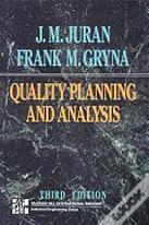 Quality Planning And Analysis