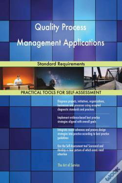 Wook.pt - Quality Process Management Applications Standard Requirements