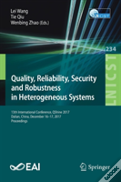 Wook.pt - Quality, Reliability, Security And Robustness In Heterogeneous Systems