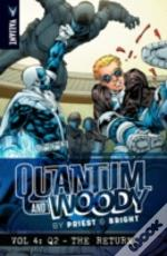 Quantum And Woody By Priest & Bright Volume 4: Q2 - The Return