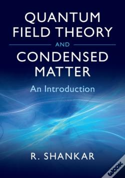 Wook.pt - Quantum Field Theory And Condensed Matter