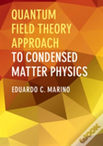 Quantum Field Theory Approach To Condensed Matter Systems
