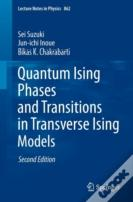Quantum Ising Phases And Transitions In Transverse Ising Models