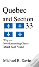 Quebec And Section 33