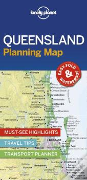 Queensland Planning Map 1ed -Anglais-