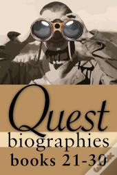 Quest Biographies Bundle - Books 21-30