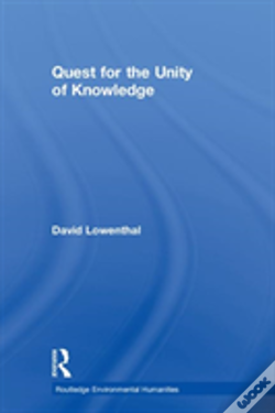 Wook.pt - Quest For The Unity Of Knowledge