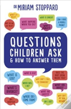 Wook.pt - Questions Children Ask And How To Answer Them