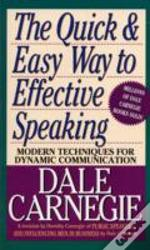Quick And Easy Way To Effective Speaking