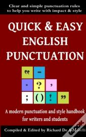 Quick & Easy English Punctuation