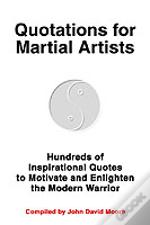 Quotations For Martial Artists
