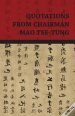 Wook.pt - Quotations From Chairman Mao Tse-Tung