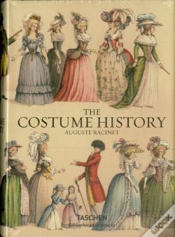 Wook.pt - Racinet. The Complete Costume History
