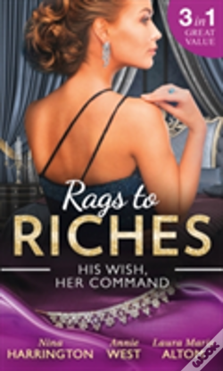 Wook.pt - Rags To Riches: His Wish, Her Command