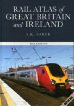 Wook.pt - Rail Atlas Of Great Britain And Ireland,