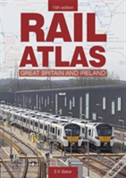 Wook.pt - Rail Atlas Of Great Britain And Ireland