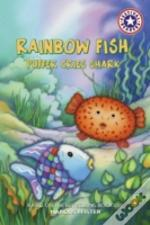 Rainbow Fish Puffer Cries Shark