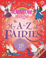 Rainbow Magic: My A To Z Of Fairies Updated Edition