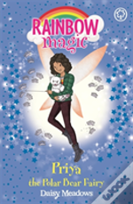 Rainbow Magic: Priya The Polar Bear Fairy